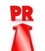 Parola pr. — Foto Stock