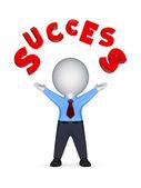 Success concept. — Stock Photo