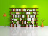 Modern interiör sammansättning. — Stockfoto
