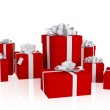 Gift boxes — Stock Photo #8432694