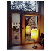Window, light, fall — Stock Photo