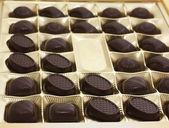 Assorted chocolates — Stock Photo