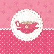 Royalty-Free Stock Vector Image: Tea background