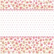 Vintage floral background — Stock Vector #34875203