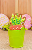 Cute Easter cookies — Stock Photo