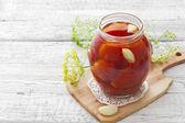 Konserwowane pomidory — Zdjęcie stockowe