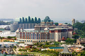 Sentosa hotels — Stock Photo