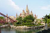 Shrek castle — Stock Photo