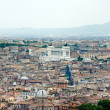 View at Rome — Stock Photo #5110938
