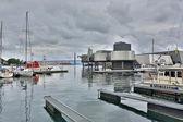 Oil Industry Museum (HDR). Stavanger — Stock Photo