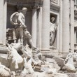 Trevi Fountain — Stockfoto #19959955