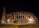 Colosseo at night — Stock Photo