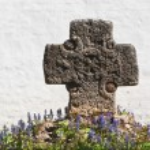 Stone cross — Stock Photo #18027525