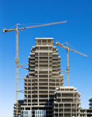 High-rise construction — Stock Photo