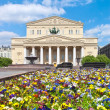 Bolshoi Theatre in Moscow, Russia — Stock Photo #18119363