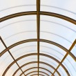 Plastic ceiling — Stock Photo