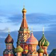 Saint Basil's Cathedral — Stock Photo