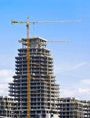 High-rise construction — Stock Photo