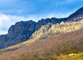 The Crimean Mountains — Stockfoto