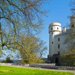 Castle Orlik nad Vltavou. Czech Republic — Stock Photo