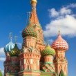 St. Basil's Cathedral — Stock Photo #21639115