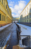 Saint-petersburg, rusya federasyonu — Stok fotoğraf