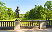 Catherine Park in Tsarskoe Selo — Stock Photo