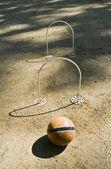 Croquet — Stok fotoğraf
