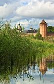 The town of Suzdal — Stock Photo
