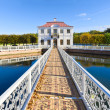 Marly Palace in Peterhof near St.-Petersburg, Russia — Stock Photo
