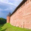 Stock Photo: Veliky Novgorod (Novgorod Great) Kremlin, Russia