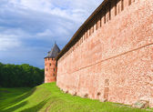 Veliky Novgorod (Novgorod the Great) Kremlin, Russia — Stock Photo