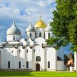 The Cathedral of St. Sophia — Stock Photo