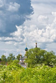 Russian idyll — Stockfoto