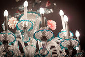 Venetian chandelier — Stock Photo