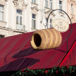 Stock Photo: Trdelnik