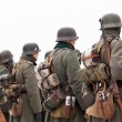 German soldiers — Stock Photo #21451041