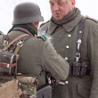 German soldiers — Stock Photo #21451067