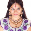 Beautiful Indian girl — Stock Photo
