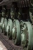 Carro armato pesante sovietico js3 (josef stalin) — Foto Stock