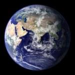Earth Model — Stock Photo