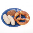 Bavarian Breakfast - Stock Photo