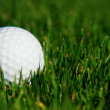 Golfball - Stock Photo