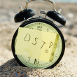 Time clock — Stockfoto