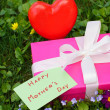 Mothers day gift box — Stock Photo #24562149