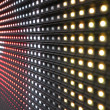rgb led screen panel texture — Stock Photo