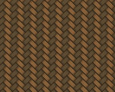 Seamless rattan weave background macro image — Stock Photo