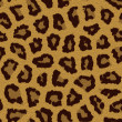 Stock Photo: Texture of leopard colouring