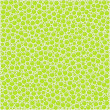 Bubbles, green abstract background — 图库照片