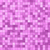Pink Tile Mosaic — Stock Photo